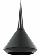 Tech Arcell 6 Inch Diameter Contemporary Modern Hanging Pendant Light - Bronze Brown