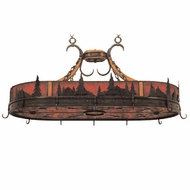 get rustic chandeliers cheap  affordable rustic lighting, Kitchen design