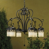 Hanging Outdoor Lighting