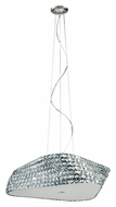 Trans Globe MDN-1161 Medium 9 Lamp 25 Inch Wide Drop Ceiling Lighting