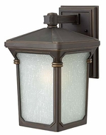 Hinkley 1350OZ Stratford 12 Inch Tall Oil Rubbed Bronze Exterior Wall Sconce