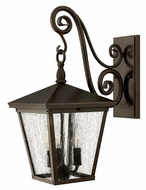 Hinkley 1434RB Trellis Small 19 Inch Tall Regency Bronze Exterior Sconce