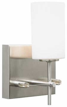 LBL HW6681OP Oliver Wall Modern Halogen Brass Sconce Lighting