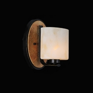 Kalco 2686 Rayleigh 9 Inch Tall Transitional Wall Sconce Lighting