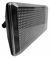 AFX TPDW70050LBK Black Die Cast Aluminum Housing 4 Inch Wide LED Landscape Flood Light