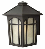 Hinkley 1985OZ Cedar Hill Extra Large Oil Rubbed Bronze Exterior Lighting Sconce - 16 Inches Tall