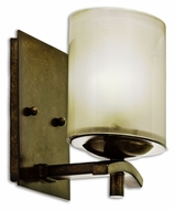 Kalco 2991 Stapleford Tuscan Sun Finish 7 Inch Tall Wall Sconce Lighting