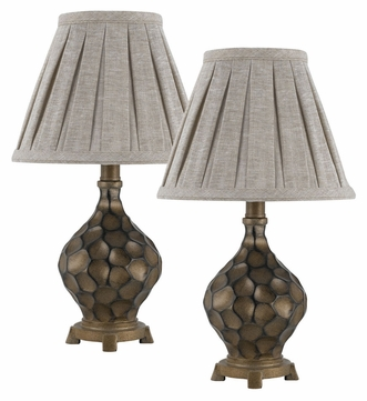 bo 2345ac 2 transitional iron finish 17 inch tall bedroom lamps pair. Black Bedroom Furniture Sets. Home Design Ideas