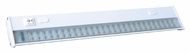 AFX ACU16LWH Medium LED 17 Inch Long Under Counter Lighting
