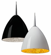 Bruck Cleo 6 Inch Diameter Modern Mini Pendant Lighting - Low Voltage