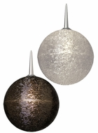Bruck Dazzle II Large 5 Inch Diameter Modern Mini Ceiling Pendant Light