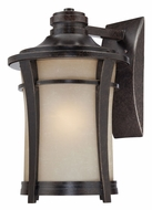 Quoizel HY8413IB Harmony Transitional 20 Inch Tall Imperial Bronze Exterior Sconce
