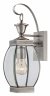 Quoizel OAS8406P Oasis Small 17 Inch Tall Exterior Sconce Lighting Fixture