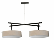 Meyda Tiffany 130983 Solaris Incapsulated Resin 72 Inch Wide Island Lighting