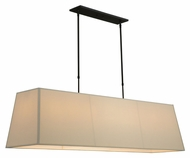 Meyda Tiffany 130984 Panache 69 Inch Wide Modern Kitchen Island Lighting