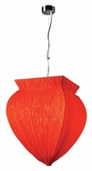 PLC 73034-RED Bombay 14 Inch Diameter