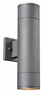 PLC 8034-BZ Troll-II Large 16 Inch Tall Exterior Security Light Fixture - Bronze