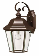 Hinkley 2423CB Clifton Park Traditional 14 Inch Tall Copper Bronze Outdoor Wall Light - Medium