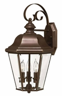 Hinkley 2424CB Clifton Park 18 Inch Tall Copper Bronze Exterior Sconce - Large