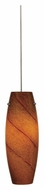 Cal UP-1001/6-BS Unipack Transitional 8 Inch Tall Braided Steel Cord Mini Pendant Lamp