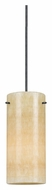 Cal UP-1030/6-DB Unipack 4 Inch Diameter Transitional Mini Lighting Pendant - Dark Bronze