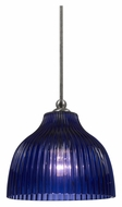 Cal UP-1072/6-BS Unipack Braided Steel 5 Inch Diameter Drop Lighting Fixture