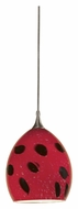 Cal UP-962/6-BS Unipack Transitional Braded Steel Cord Hanging Light Fixture