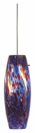 Cal UP-969/6-BS Unipack 8 Inch Tall Transitional Braided Steel Lighting Mini Pendant
