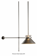 Hubbardton Forge 138805 Apparatus Halogen 21 Inch Wide Contemporary Pendant Light