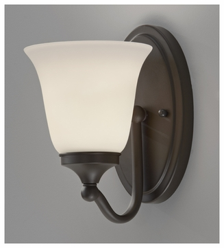 Feiss VS18501ORB Beckett Contemporary 1-light Wall Sconce