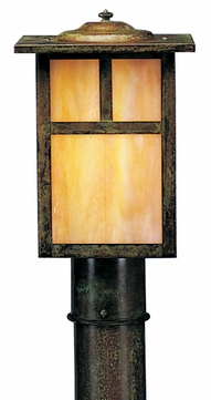 Arroyo Craftsman MP-7 Mission Craftsman Outdoor Light Post - 7 inches wide
