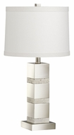 Kichler 70873 Denly Contemporary 25 Inch Tall Brushed Nickel Table Lighting