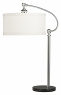 Kichler 70874 Gatwick 30 Inch Tall Chrome Table Top Lamp - Transitional