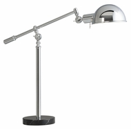 Kichler 70875 Gatwick Chrome 26 Inch Tall Transitional Desk Lamp