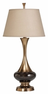 Kichler 70895 Odette Transitional Bronze 34 Inch Tall Lighting Table Lamp