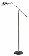 Kichler 74275 Gatwick Transitional Chrome Finish Pharmacy Floor Lamp - 59 Inches Tall