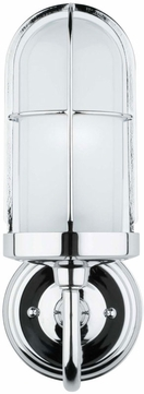 LBL JW6850 Newport Line-Voltage Xenon Indoor/Outdoor Wall Sconce