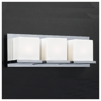 PLC 18153 Furlux 3-light Contemporary Style Vanity Light