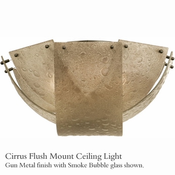 Kalco 5097 Cirrus Flush Mount Ceiling Light