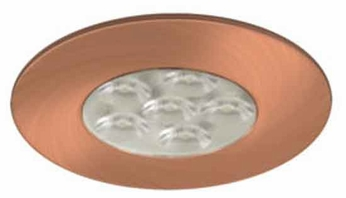 Liton LRLD400 4 Inch General Purpose LED 10W/15W Low Profile Contemporary Recessed Ceiling Light