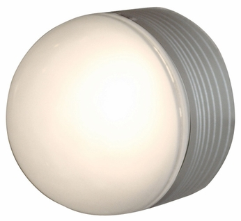 Access 20337 MicroMoon Contemporary Outdoor Fluorescent Wall or Ceiling Fixture