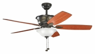 Kichler 300159OZ Tolkin Cherry Blade 52 Inch Span Ceiling Fan - Traditional