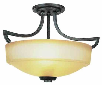 Trans Globe 6184 New Century V Modern Ceiling Light