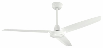 Kichler 337015WH Industrial 56  White Modern Ceiling Fan