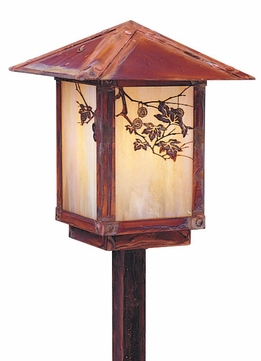 Arroyo Craftsman ESP-7 Evergreen Craftsman Landscape Light - 19.5 inches tall