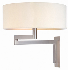 Sonneman 3620 Osso Contemporary Swingarm Wall Lamp Son 3620