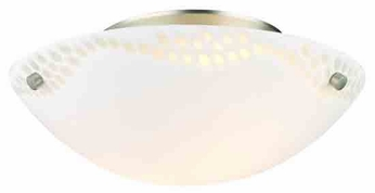 Forecast F1955 Daybreak Contemporary Semi-Flush Ceiling Light