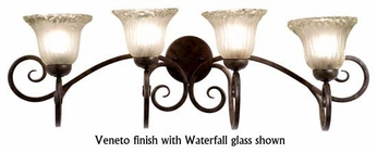 Kalco 3064 Stratford 4-Lamp Vanity Light