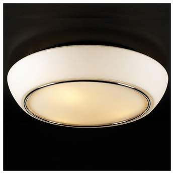 PLC 21024 Centrum Medium Contemporary Semi-Flush Ceiling Light