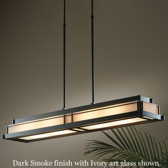 Hubbardton Forge 13-7710 Steppe Adjustable Pendant